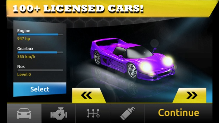 Drag Race 3d Classic Csr Street Racing Car Games On Mobile By
