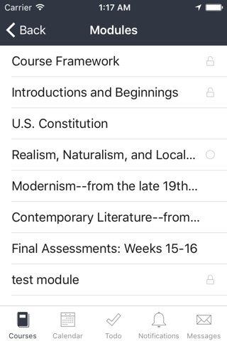 Canvas Student screenshot 3