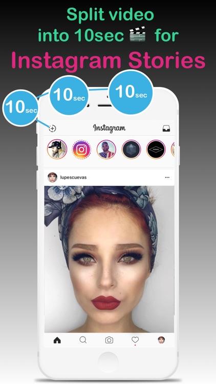 SneakPeek for Instagram