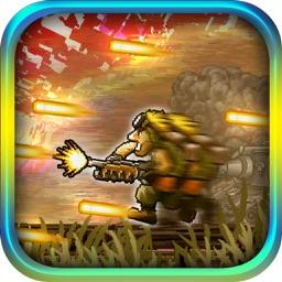 Hero Metal Attack - Duty Commando