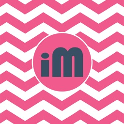 iMonogram - Create your own custom wallpapers and backgrounds