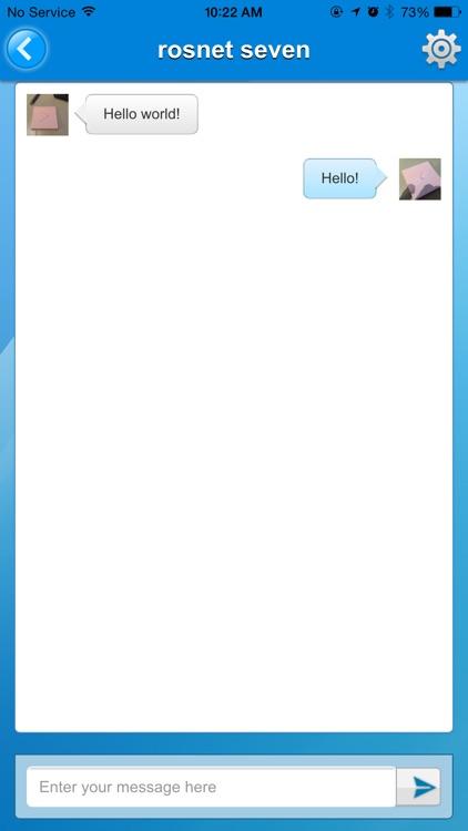 StaffLinQ screenshot-4