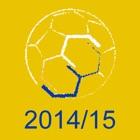 ウクライナのサッカー UPL2014-2015-モバイルチセンター icon