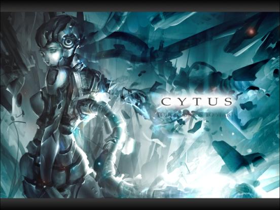 Cytus на iPad