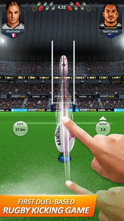 Rugby Duel screenshot-0