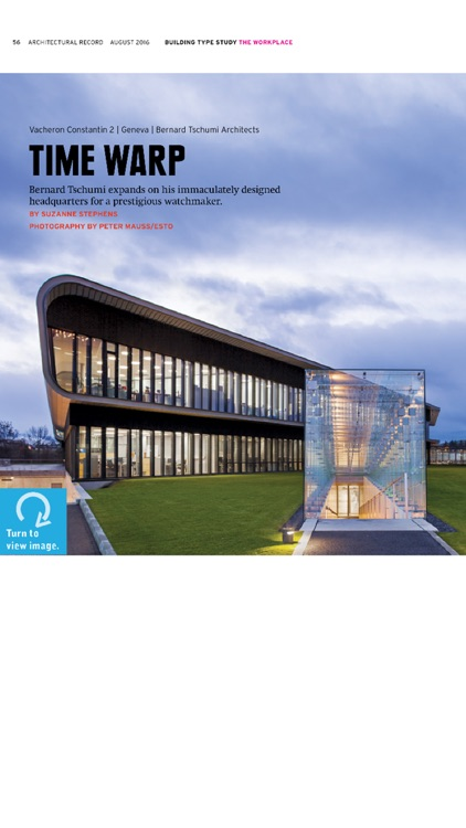 Architectural Record Digital screenshot-4