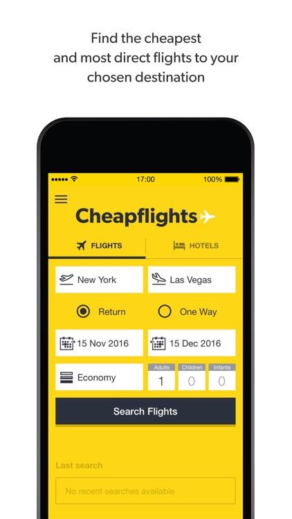 Cheap Flights & Hotel Deals – Cheapflights