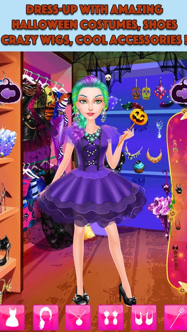 Halloween Makeover & Salon screenshot four