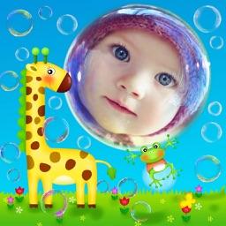 Baby Photo Frames & Photo Editor