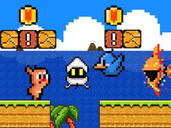 Super Pixel AVG World - for jp free gameのおすすめ画像2