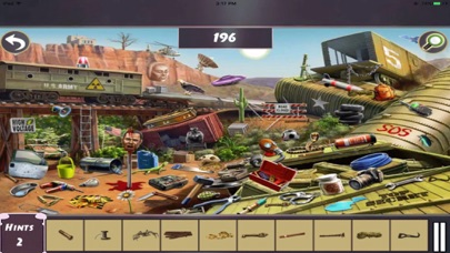 Free Hidden Objects:Find Evidence & Trace screenshot one
