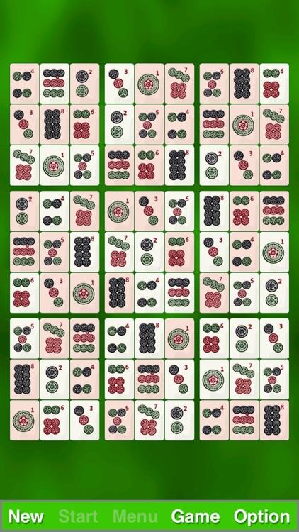 Mahjong Sudoku screenshot-3