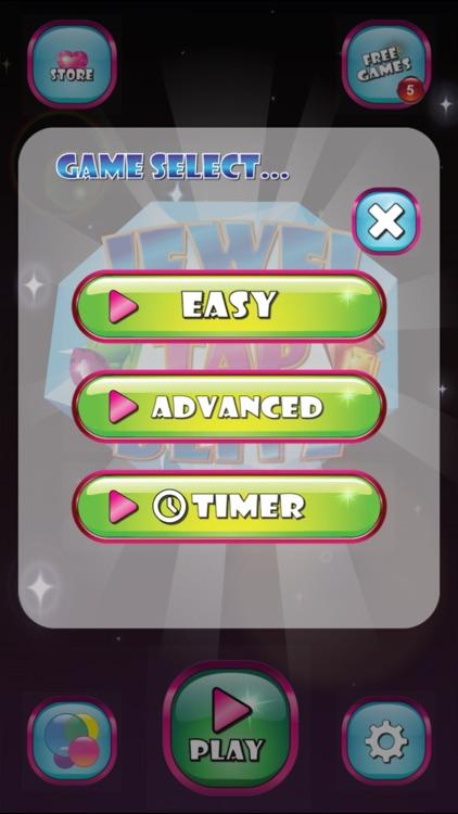 Jewel Tap Blitz screenshot-3