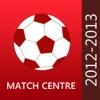 EUROPA Football 2012-2013 - Match Centre