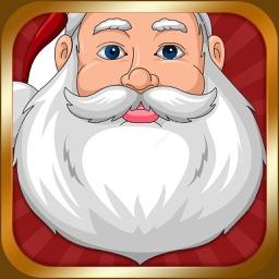 Christmas Moustache Booth Pro - Sticker Photo Editor to Grow Santa Claus Beard over Yr Face