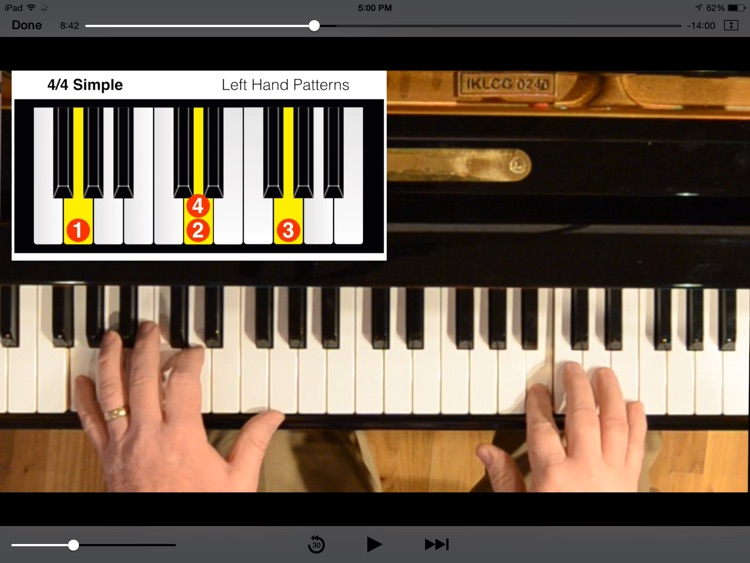 Play the Piano in 3 Easy Steps screenshot-4