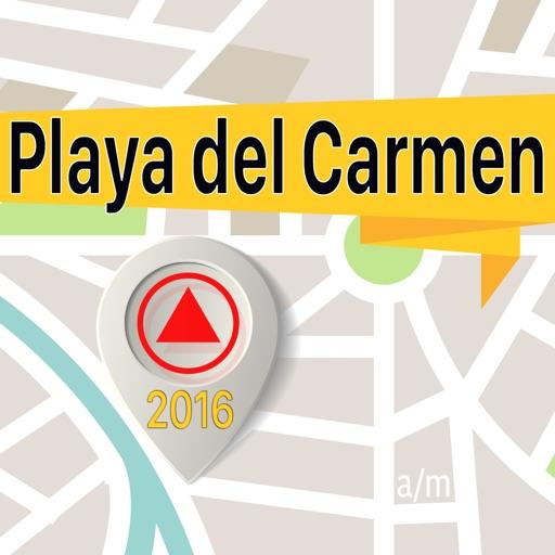 Playa del Carmen Offline Map Navigator and Guide