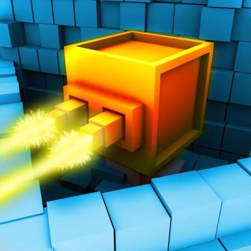 Block Defender: The Pixel Defense 3D & HD