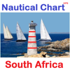Marine: South Africa - GPS Map Navigator
