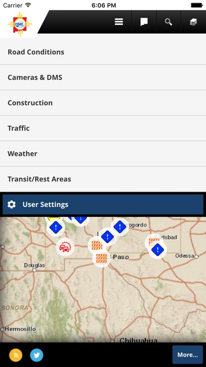 NMRoads screenshot-1