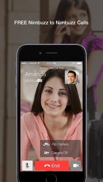 Nimbuzz Messenger screenshot two
