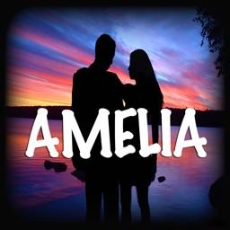 Amelia y las sillas vacías. Una historia de amor