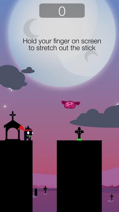 Zombie Stick Hero screenshot two