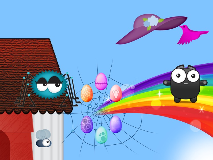 Itsy Bitsy Spider – Easter Egg screenshot-2
