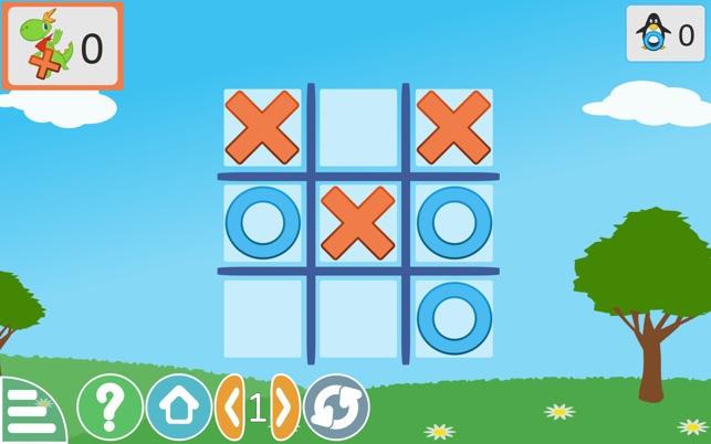 Lernspiel mit vielen Aktivitäten für Kinder von 2 bis 10 Jahren Screenshot