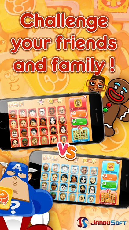 Guess Who Is The Character! HD Guessing Game for Kids Free screenshot-4