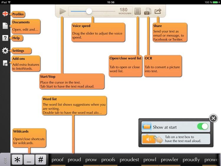 IntoWords screenshot-3