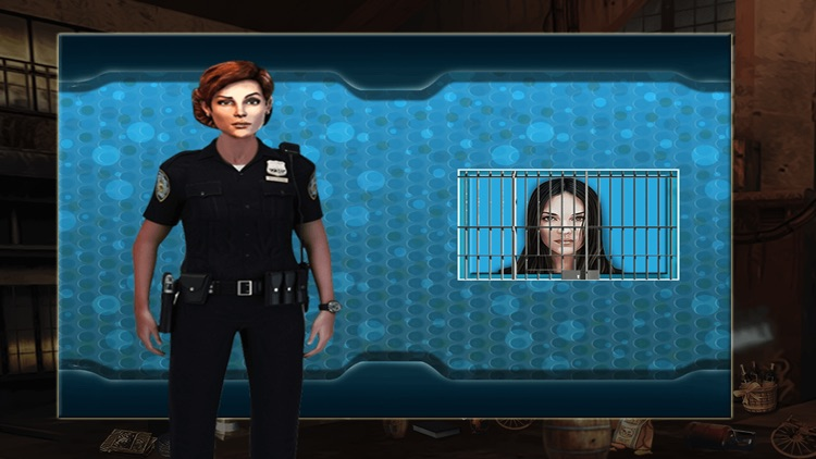 Hidden Objects Games : free crime case investigation game screenshot-3