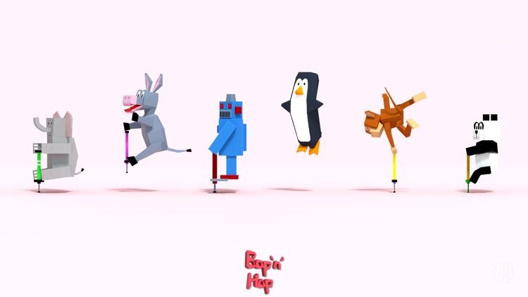 Bop 'n' Hop - Endless Arcade Pogo Hopper