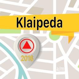 Klaipeda Offline Map Navigator and Guide