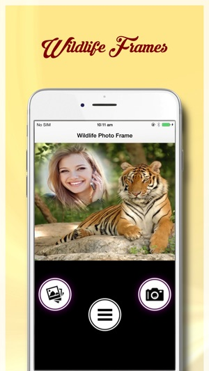 Wildlife Photo Frames - Easiest way to see wild life everyday. on ...