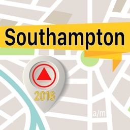 Southampton Offline Map Navigator and Guide