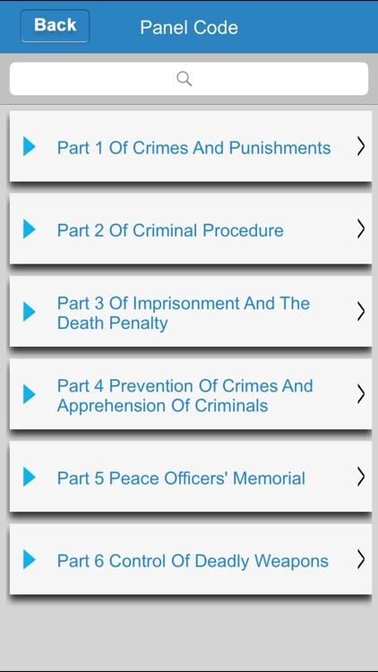 California Penal Code 2017