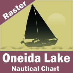 Oneida Lake (New York) – Raster Nautical Charts