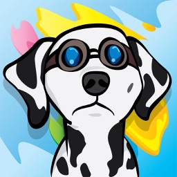 Kids Paint & Play: Puppy Love Coloring Book Pages