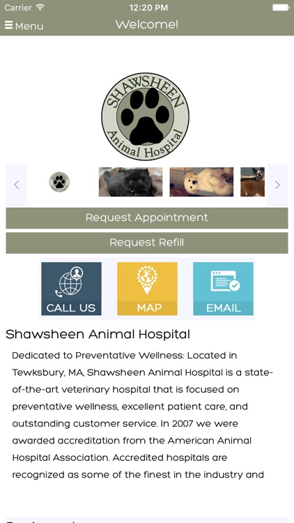Shawsheen Animal Hospital
