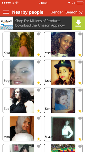 ethio love chat This state has the highest population of ethiopians in america ethiopians are a mix of african, asian this is a chat room with no registration needed.