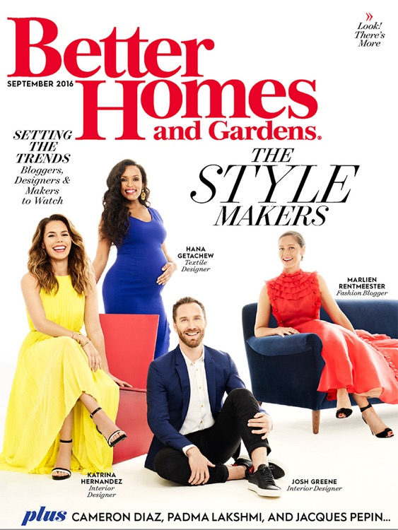 Better Homes and Gardens Magazine screenshot-0