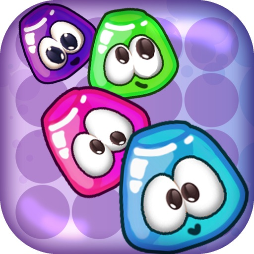 Candy Match 4 Line Puzzle - Play Best Free Retro Colors Matching Game for Kid.s and Adults