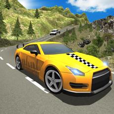 Activities of Taxi Driver Hill Climb sim 3D