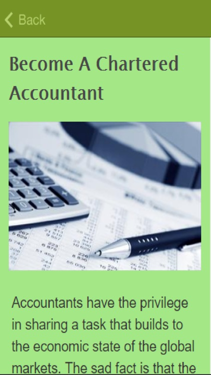 certified public accountant essay
