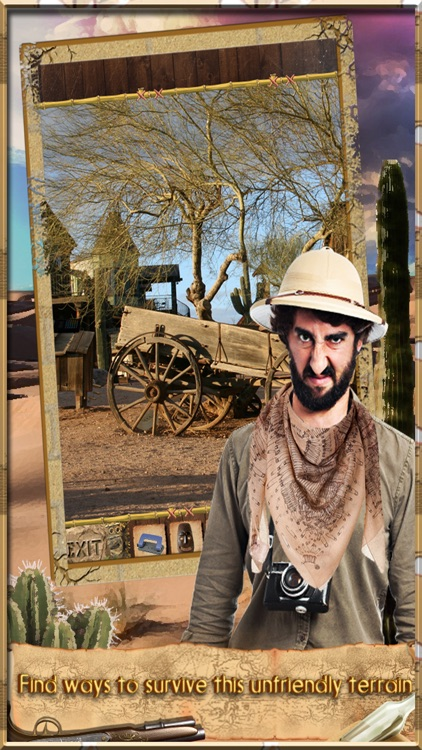 Hidden Object Games Survive the Desert