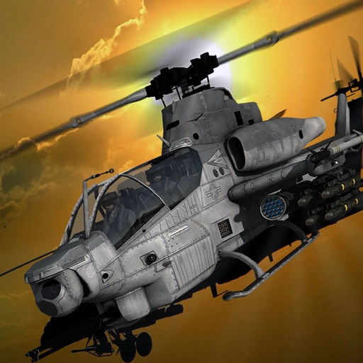 Big Helicopter Flight Simulator - Addictive Game In The Air