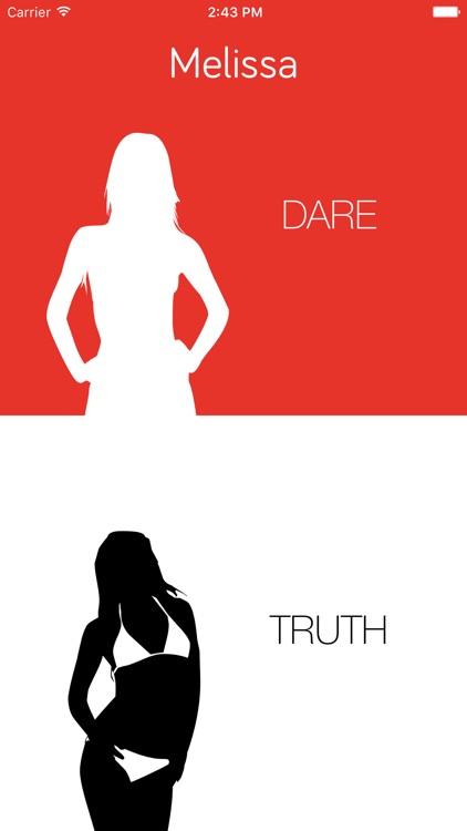 Truth or Dare !? (Fun & Dirty Game) screenshot-3