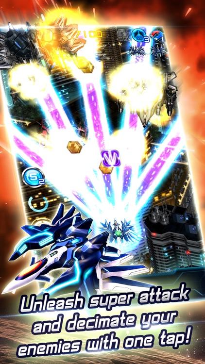 Lightning Fighter 2 screenshot-3