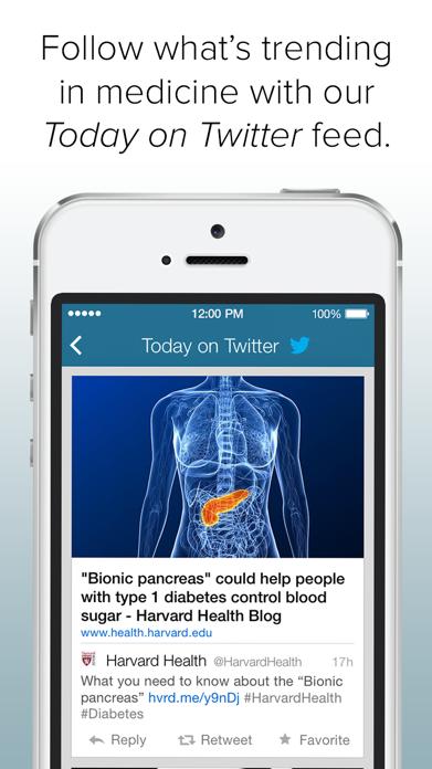 Medscape MedPulse Screenshot